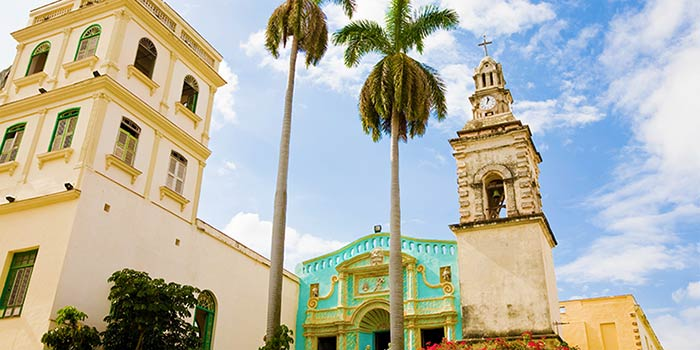 Cuba Explorer visits Belen Convent on humanitarian tours
